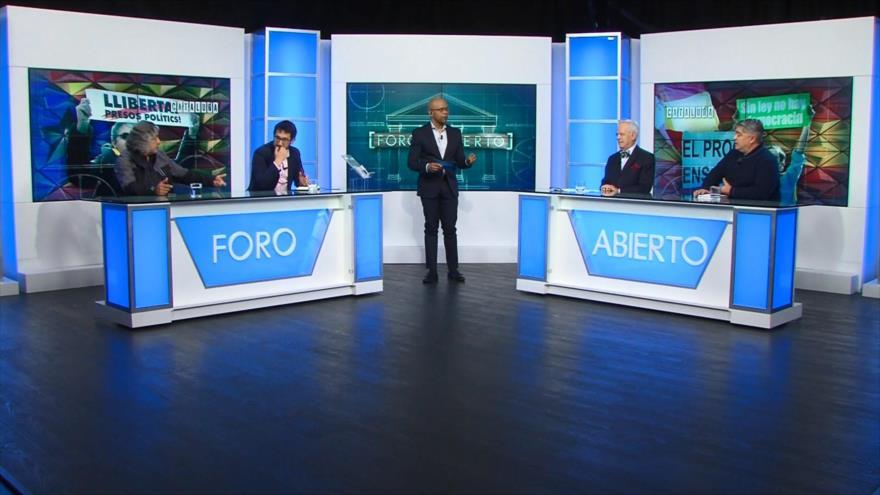 Foro Abierto; España: la Justicia alemana deja libre a Puigdemont