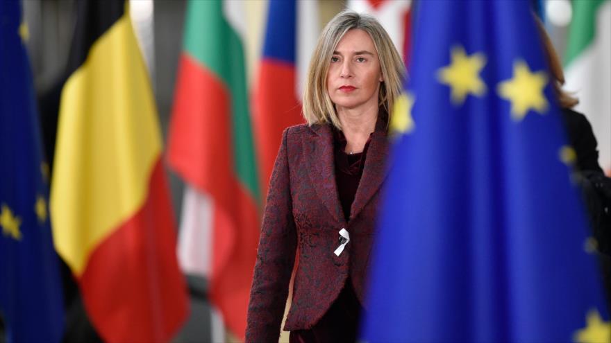 Unión Europea defiende 'sanciones estrictas' contra Corea del Norte