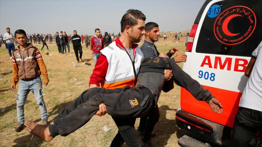 No Alineados condenan la represión israelí contra los palestinos