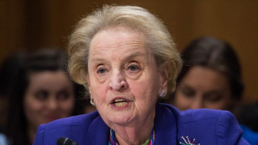 Albright alerta del creciente fascismo global reforzado por Trump