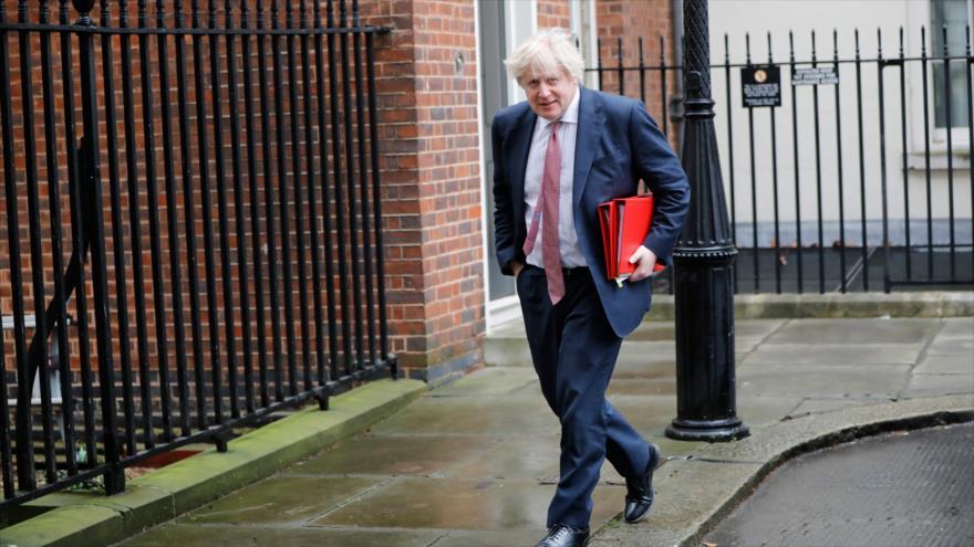 Rusia solicita un encuentro directo con Johnson por el caso Skripal