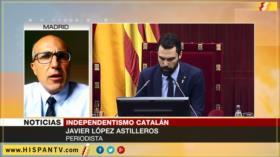 'Tensión independentista va mucho más allá de Cataluña'