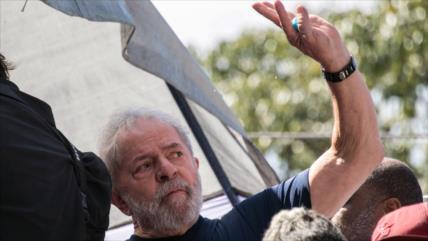 Lula da Silva: 'Voy a cumplir con la orden' de prisión
