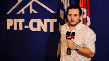PIT-CNT en Uruguay se solidariza con Lula da Silva