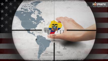 EEUU no quiere una base en Ecuador, quiere algo más devastador