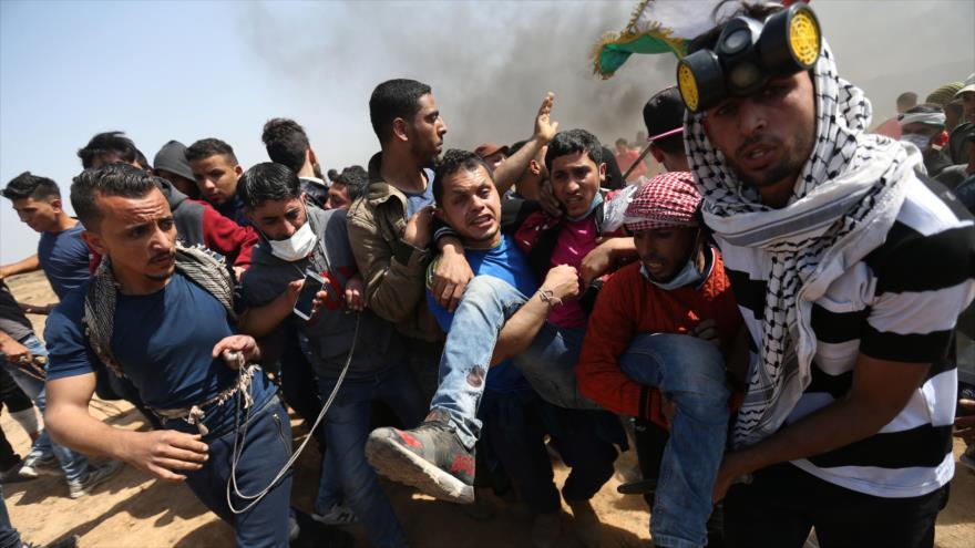 Ministro israelí dice que en la Franja de Gaza 'no hay inocentes'