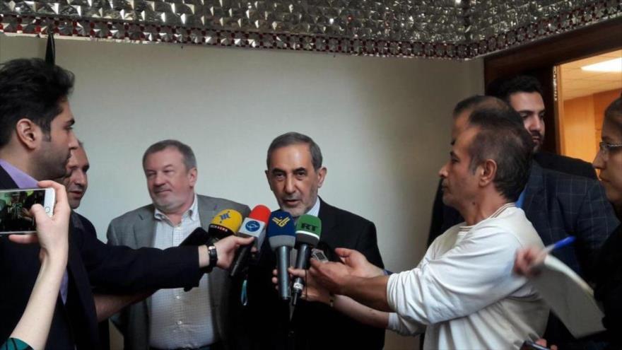 'Irán tiene sus opciones sobre la mesa si EEUU deja el pacto nuclear'