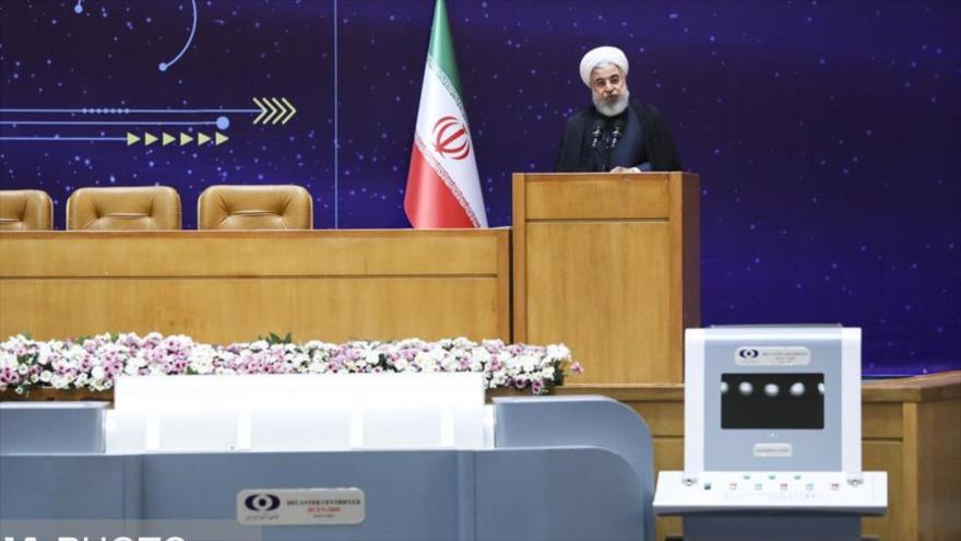 Rohani: EEUU verá los resultados en siete días si viola pacto nuclear