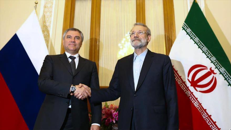 Irán prioriza cooperación con Rusia contra drogas y el terrorismo