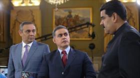 Venezuela denuncia conspiración de Colombia y EEUU contra Maduro