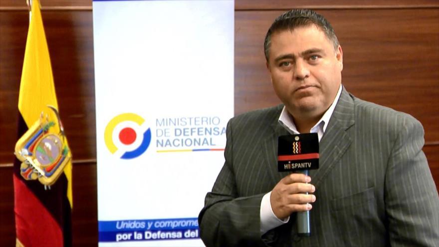 Ecuador responsabiliza a Colombia por fragilidad en la frontera