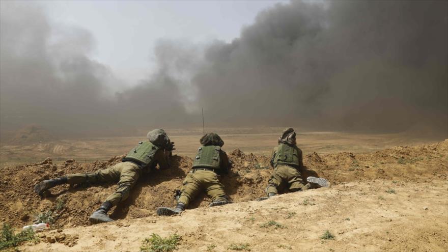 Vídeo: soldado israelí dispara a sangre fría a palestino desarmado