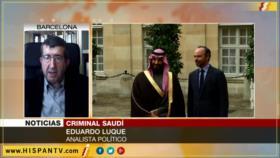 'París hace la vista gorda ante crímenes saudíes por el petróleo'