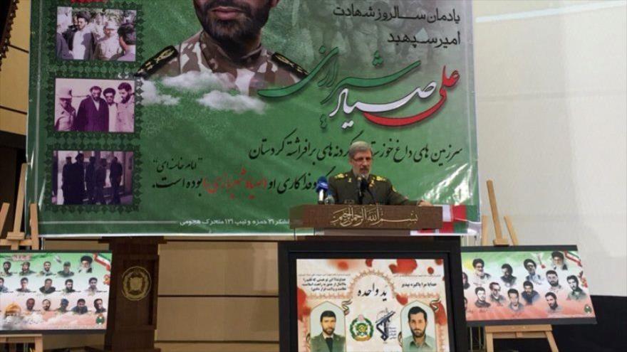 Irán aconseja a los enemigos que no prueben su poder militar