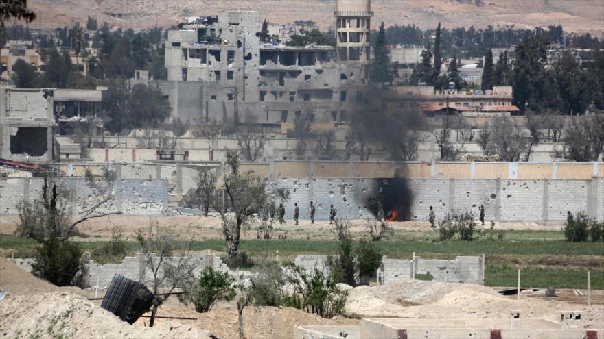 Siria invita a OPAQ a investigar presunto ataque químico en Guta