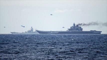Rusia y Siria movilizan sus fuerzas ante eventual ataque de EEUU