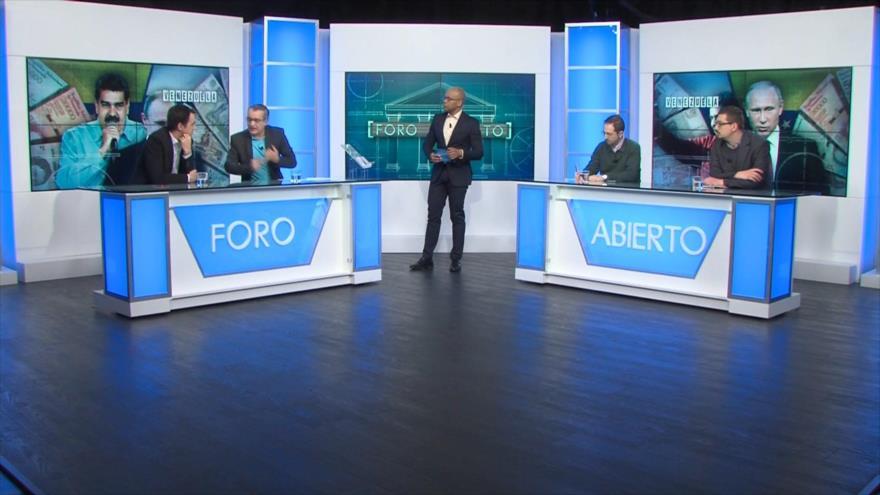 Foro Abierto; Venezuela: potencian alianza con Rusia