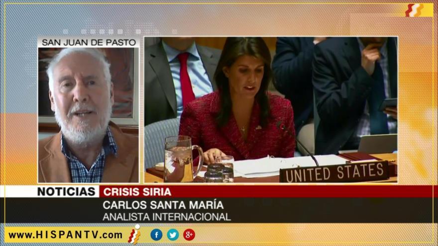 EE.UU evalúa lanzar ataque en Siria tras feroz matanza