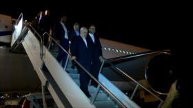 Zarif continúa su gira por Latinoamérica, llega a Uruguay