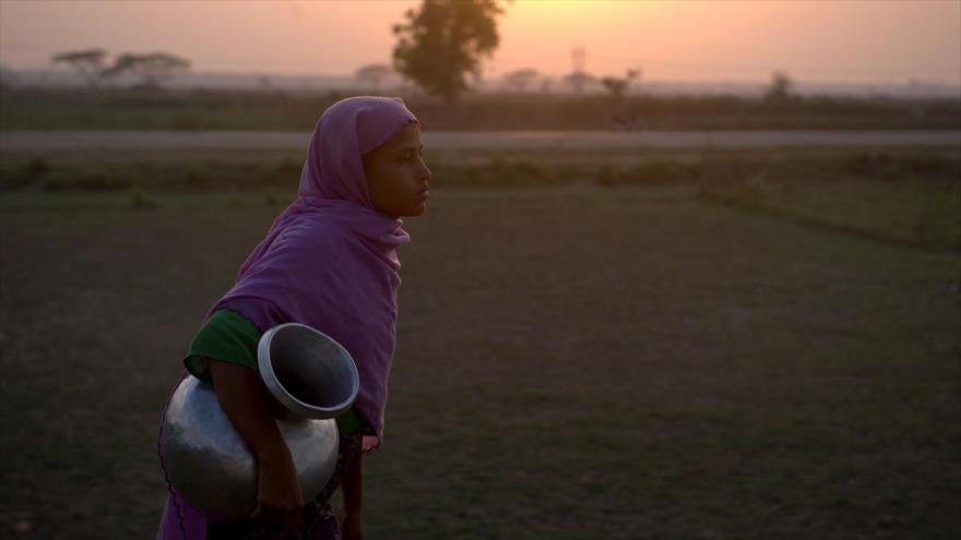 OIM alerta sobre salud mental de refugiados rohingyas en Bangladés