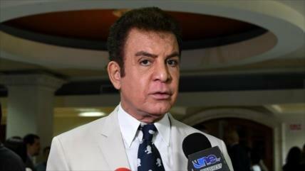 Nasralla se retira del diálogo por sabotajes del Gobierno de JOH
