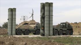 Rusia promete enérgica respuesta en Siria a EEUU con misiles S-400
