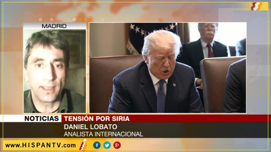 'Ataque contra Siria tendrá consecuencias catastróficas para EEUU'