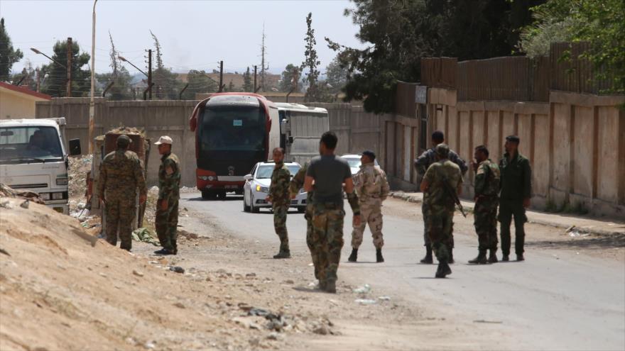 Ejército sirio toma el control total de Duma — Moscú