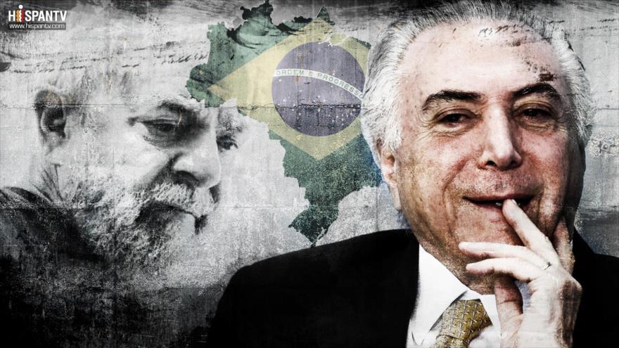 Presidente de Brasil descarta cerrar frontera con Venezuela
