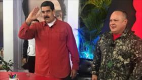Maduro: Noticias falsas intentan justificar intervención militar