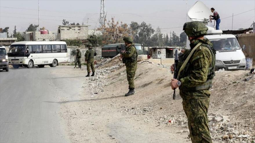 Jefe de la CIA confirma: Matamos a 200 militares rusos en Siria