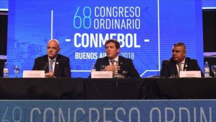 Conmebol pide a FIFA más equipos en Mundial de Catar 2022