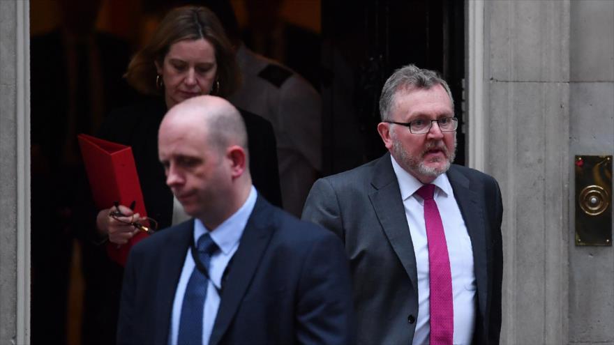 El Reino Unido acuerda entrar en 'acción' contra Siria