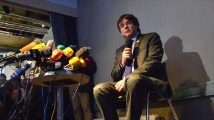 Puigdemont advierte: no permitiremos que se sigan pisando derechos