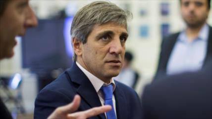 Pruebas confirman nexos de ministro de Finanzas argentino con offshore
