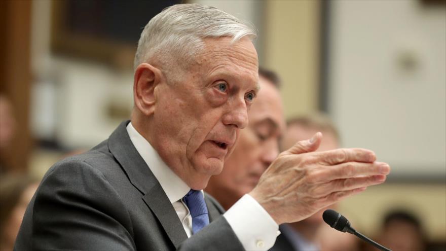 Pentágono a Trump: Ataque a Siria desatará una guerra más amplia