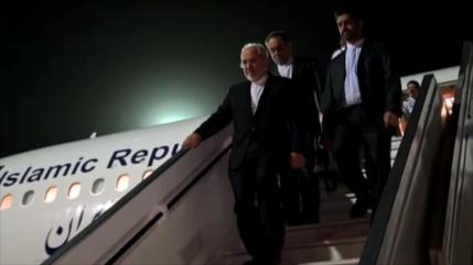 Canciller iraní concluye su gira por América Latina y África