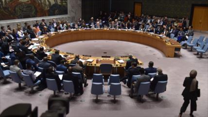 Consejo de Seguridad mantiene reunión de emergencia sobre Siria