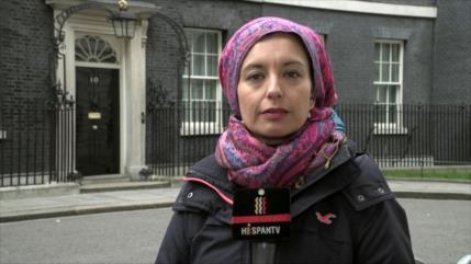Británicos dicen No a una acción militar de Reino Unido en Siria
