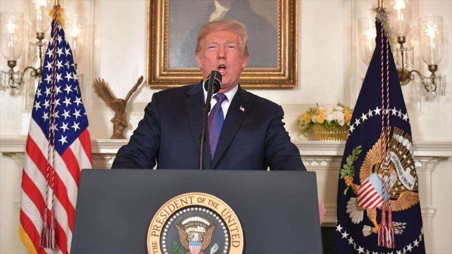 Donald Trump ordena ataques contra Siria
