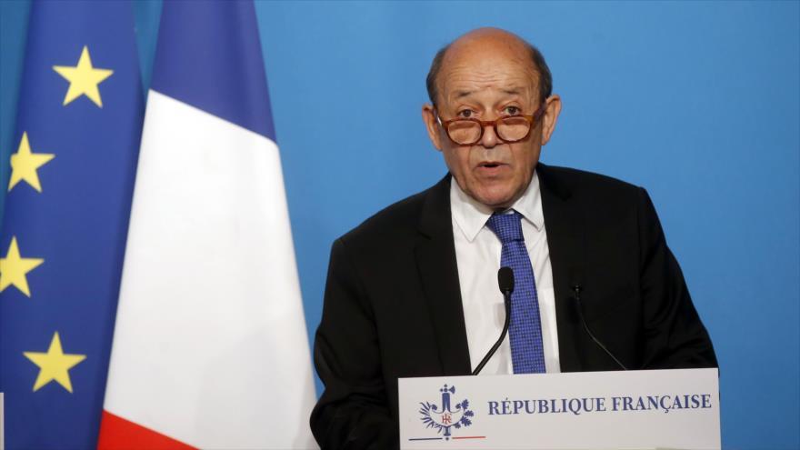 Francia baraja la posibilidad de nuevos ataques a Siria