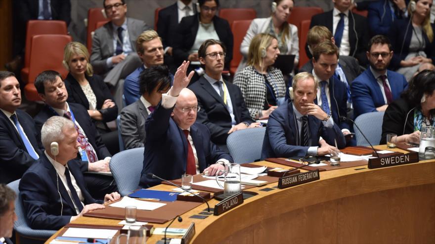 Advierte EU que tiene sus armas listas contra el régimen sirio