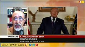 'Lazos Siria-Rusia-Irán irritan a EEUU para presionar a Damasco'