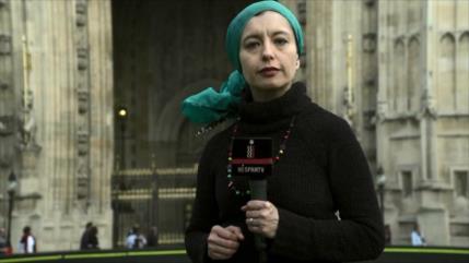Ataque a Siria es recibido en Reino Unido con fuertes críticas