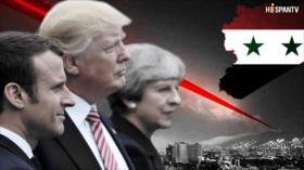 """Ataque a Siria: """"Justicia"""" por conveniencia"""