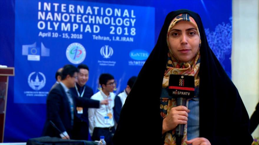 Irán celebra Olimpiada Internacional de Nanotecnología