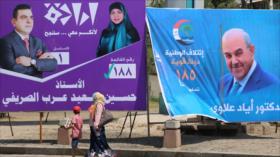 Comienza la campaña para elecciones parlamentarias de Irak