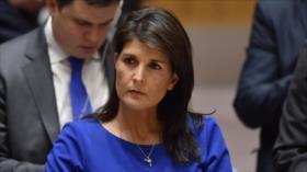 EEUU impondrá sanciones a Rusia por el 'arsenal químico' en Siria