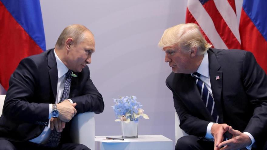 """Rusia promete dar """"respuesta adecuada"""" a intentos de presión de EEUU"""