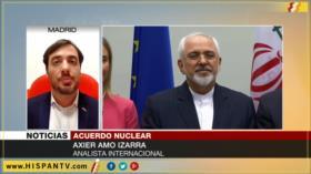 'Acuerdo nuclear con Irán garantiza la seguridad del mundo'
